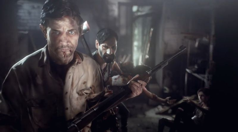 Cinematic Zombie Games
