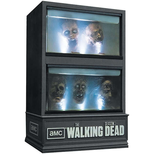 Gruesome Zombie Show Packaging