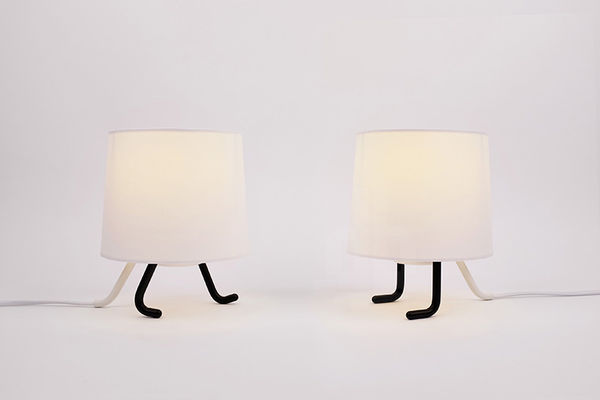 Two-Legged Lamps