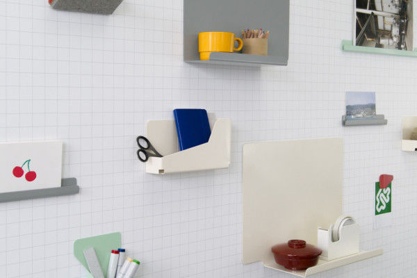Sleek Wall Storage Accessories