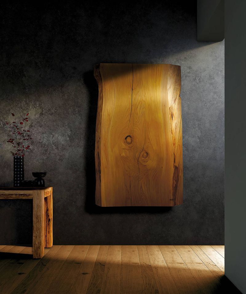 Decorative Wooden Wall Heaters