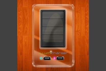 Solar Flash Switch Plates