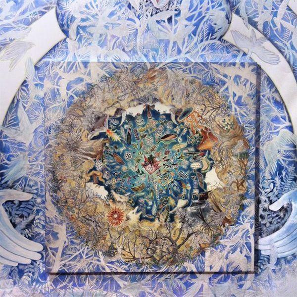 Frame Extending Artwork