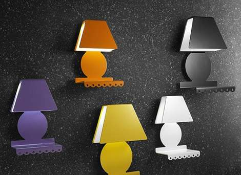 Wall Table Lamps by Zeroombra