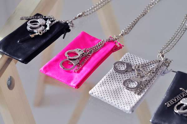 Cash Carrying Jewelry