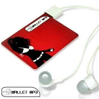Wallet Mp3