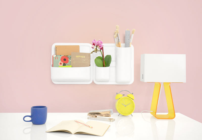 Wall-Mounted Storage Systems