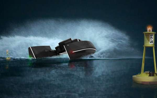 Agile Luxury Watercraft
