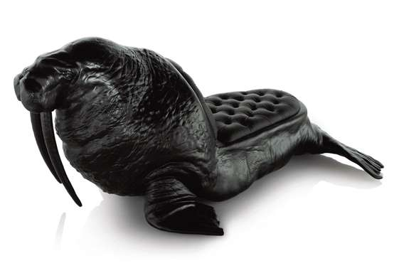 Walrus chair by maximo riera