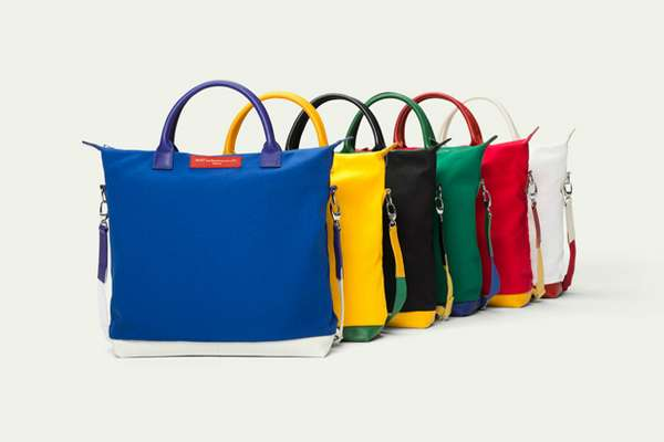WANT 2012 Olympic Tote Bag