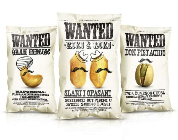 Nuts with Warrants