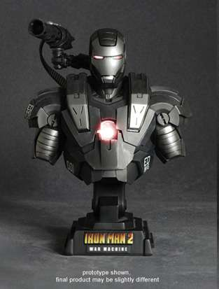 war machine collectible bust