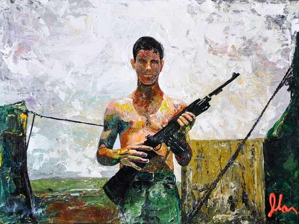 Retrospective Vietnam Art