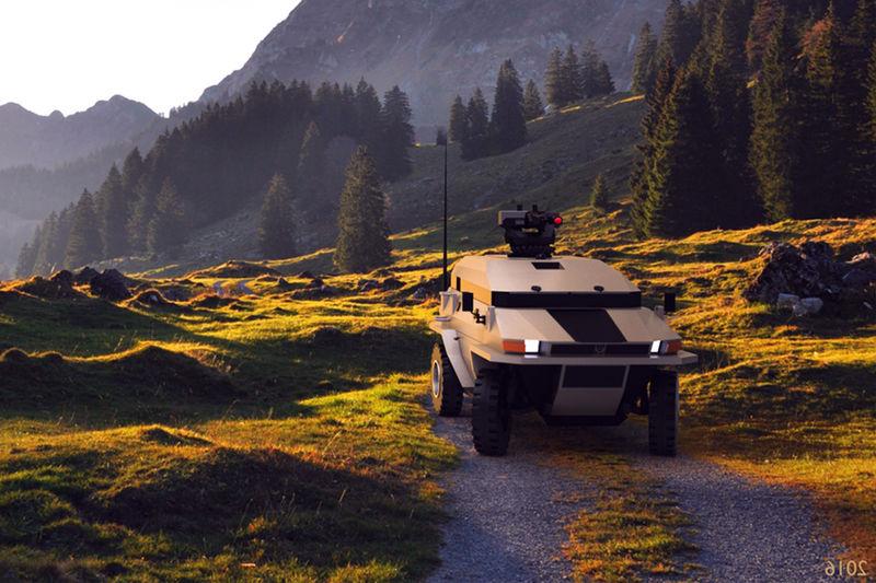 Modernized Infantry Vehicles