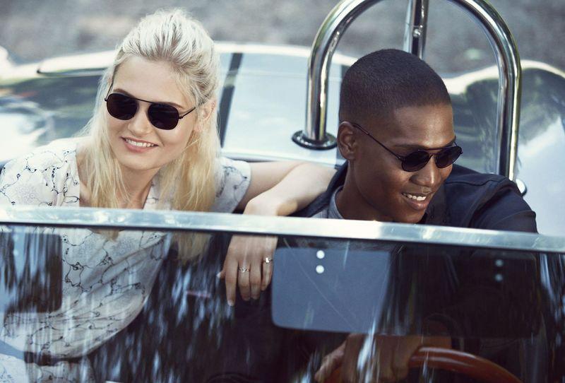 Racecar-Inspired Eyewear