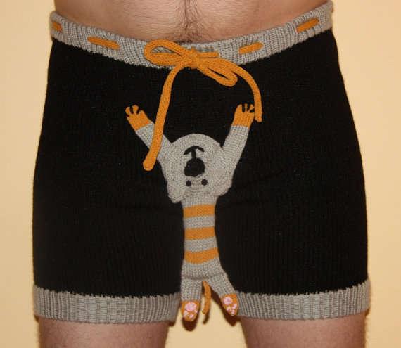 Anatomically Considerate Crochet Undies