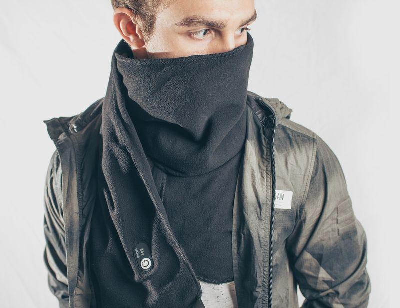 Powered Winter Neck Accessories