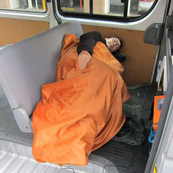 Heated Car Comforters
