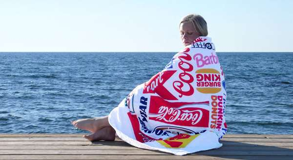 Logo Branded Quilt