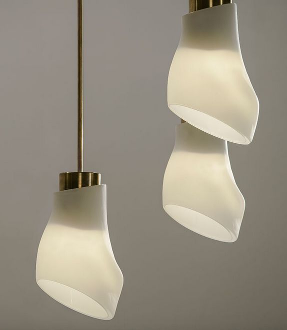 Slouching Ceiling Lights