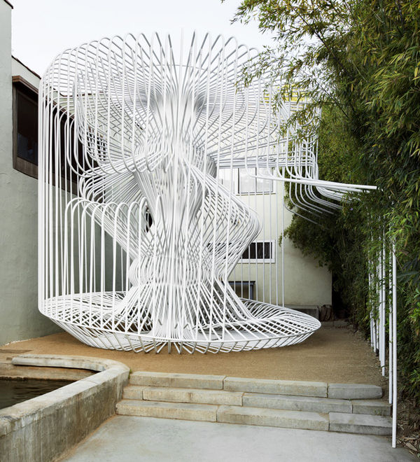 Deformed Cage Architecture