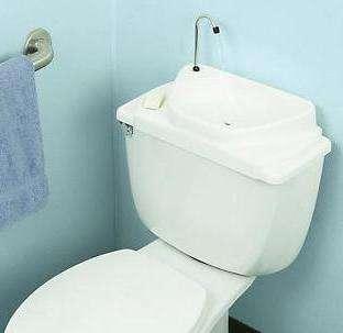 Toilet Lid Sinks