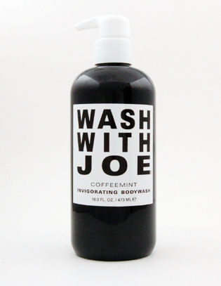Minty Coffee-Infused Body Washes