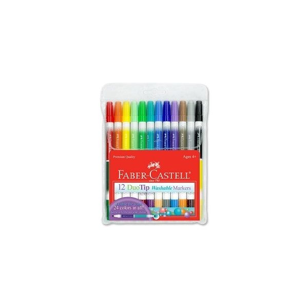 Colorful Washable Markers