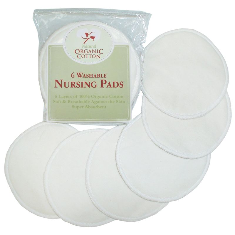 Reusable Breastfeeding Pads