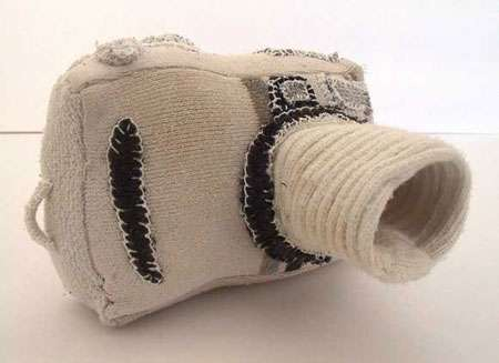 Sock Sculptures