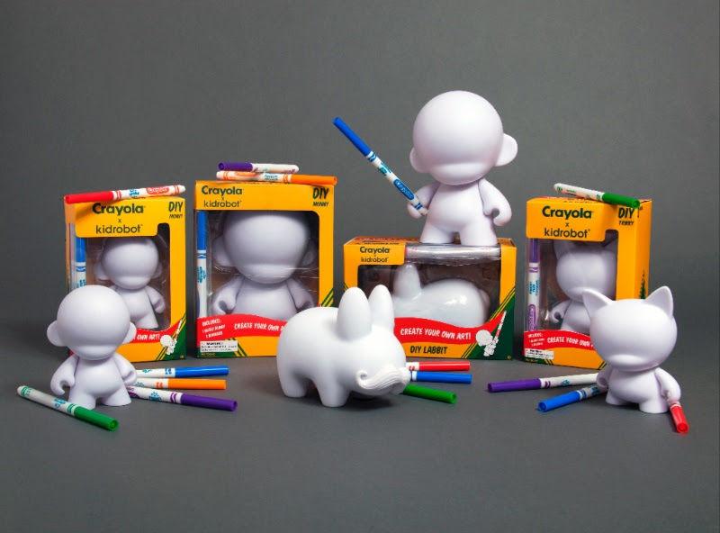 DIY Kid's Figurines