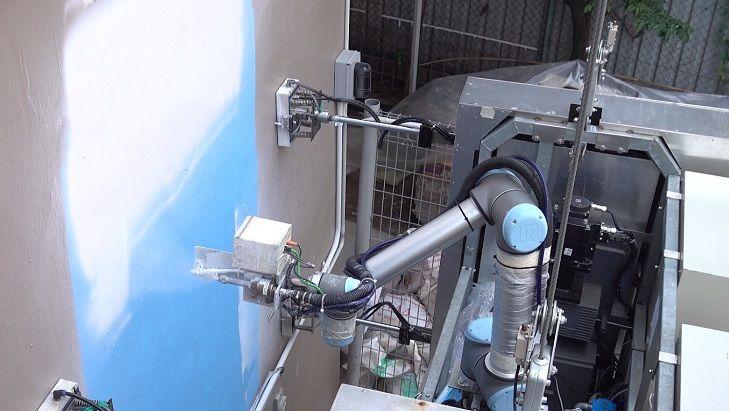 Safe Painting Robots