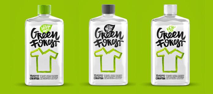 Toxin-Free Detergent Branding