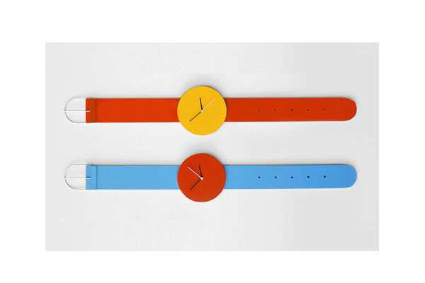 Colorblocked Chronographs