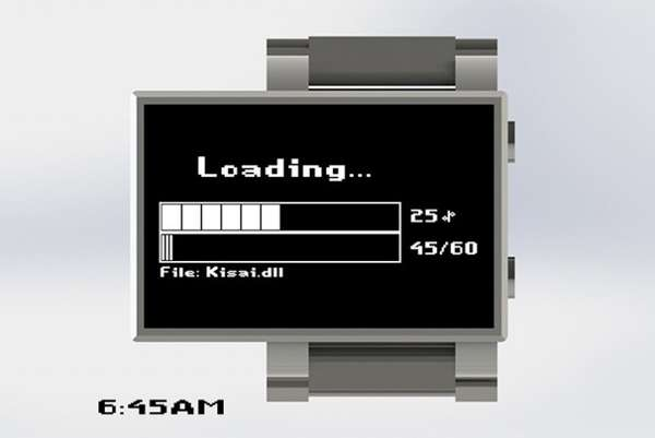 Loading Bar Tech Timepieces
