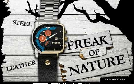 Frankenstein Watches