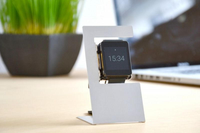 Etched Metal Watch Docks