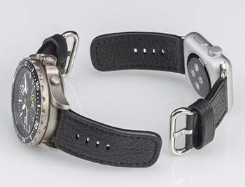 Tech-Hiding Watch Straps
