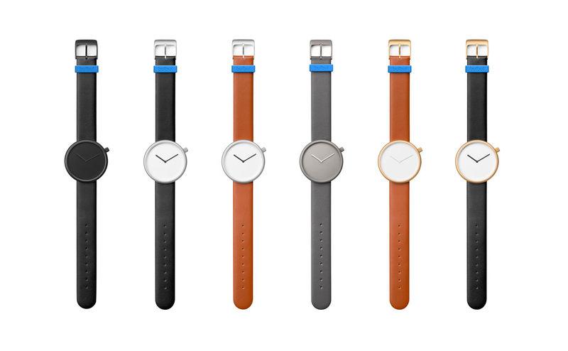 Dissassembled Minimalist Timepieces