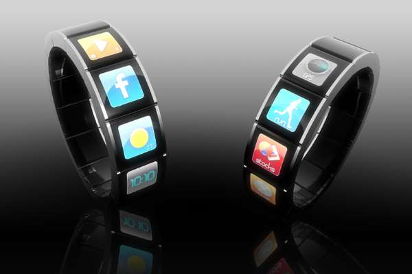 Touchscreen Bracelets