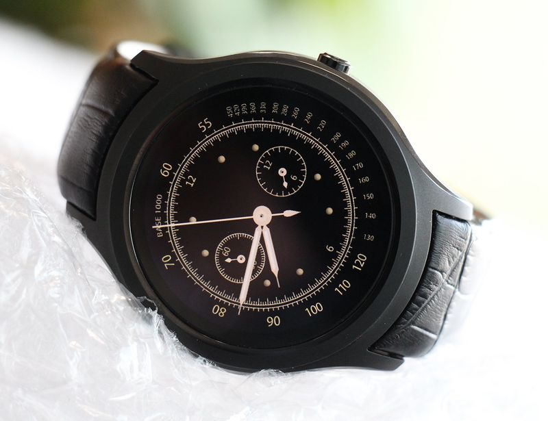 Quad-Core Processor Smartwatches