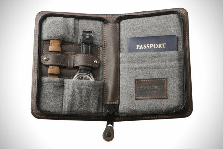 Travel Watch Wallets