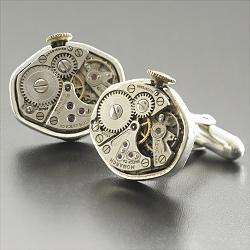 Watch Works Cuff Links