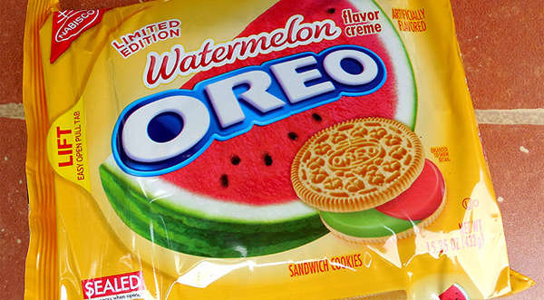 watemelon Oreos