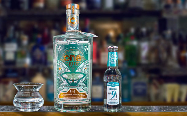 Ethical Water Brand Gins