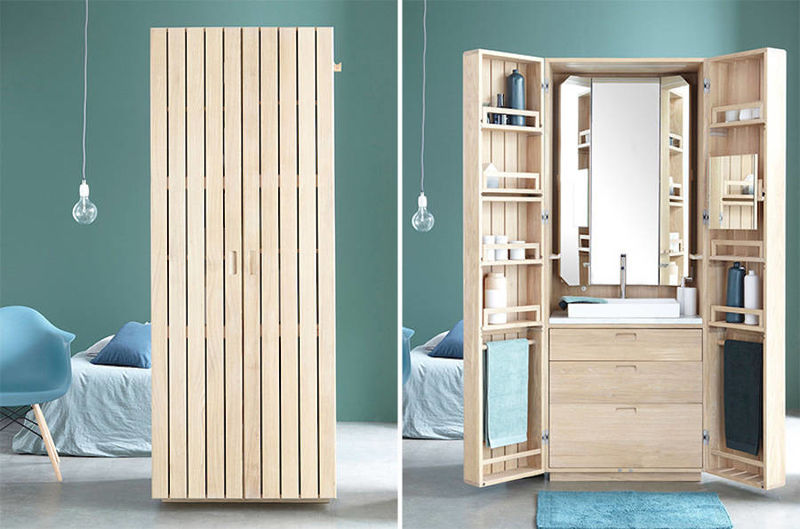 Compact Water Closets
