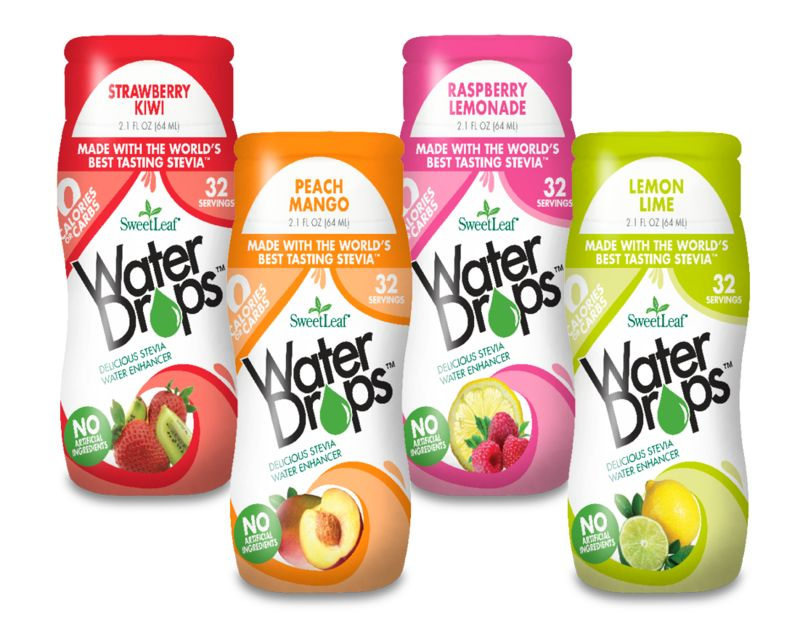 Flavored Water Drops