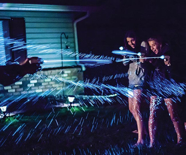 Bioluminescence Water Guns