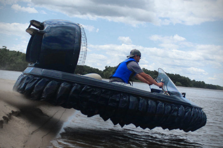 Ultrasonic Water Hovercrafts