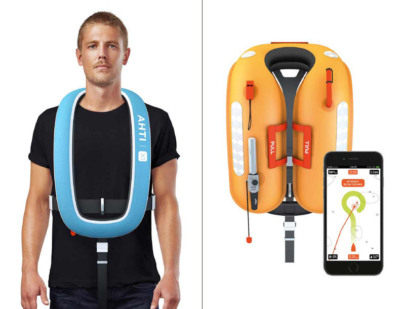 Location-Connected Lifejackets
